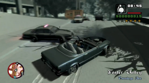 Grand Theft Auto: San Andreas Patch 1.01 - T�l�charger 1.01