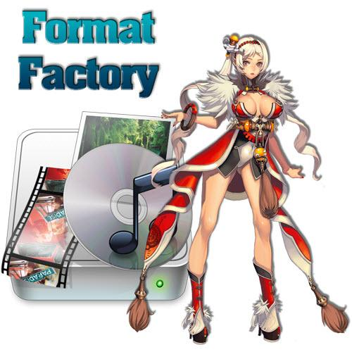 Format Factory - T�l�charger 2.70