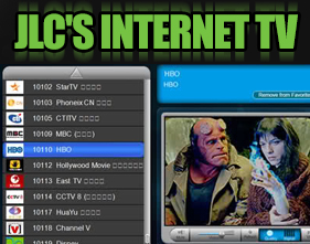 JLC's Internet TV - T�l�charger 1.2.1