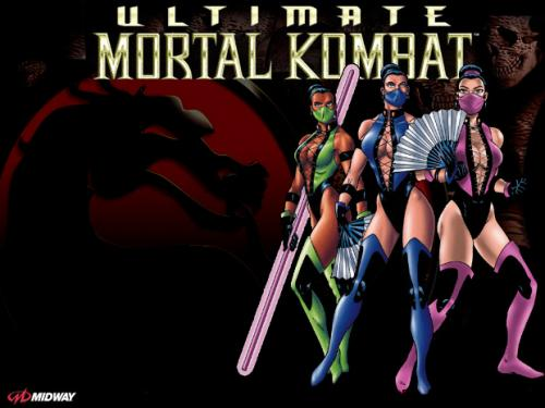 Ultimate Mortal Kombat 3 - T�l�charger 3