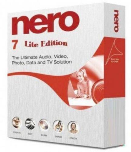 Nero Lite 10.0.10500 - T�l�charger 10.0.10500
