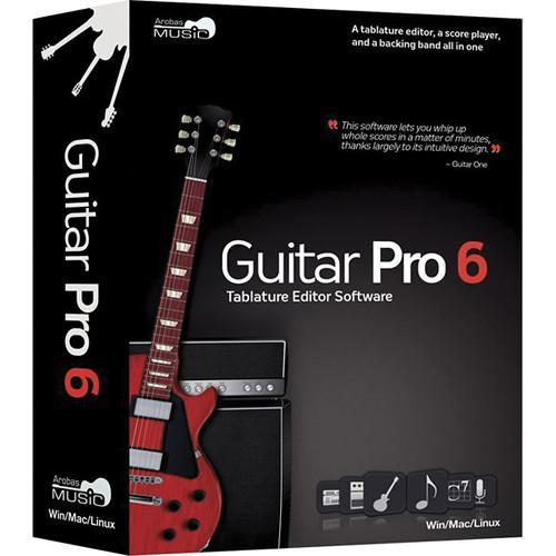 Guitar Pro 6 - T�l�charger 6