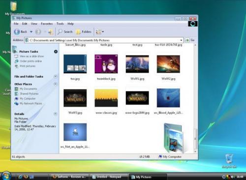 VistaMizer 3.6.0.0 - T�l�charger 3.6.0.0