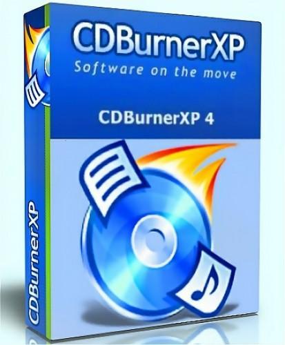 CDBurnerXP Pro - T�l�charger 4.3.8.2631