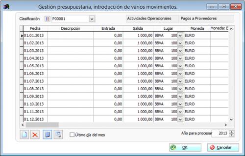 Budget du Tr�sor 1.0 - T�l�charger 1.0