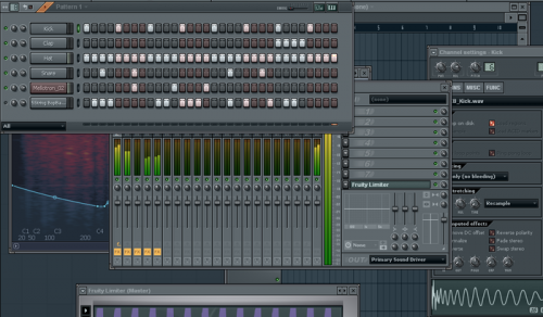FL Studio 9.1 - T�l�charger 9.1