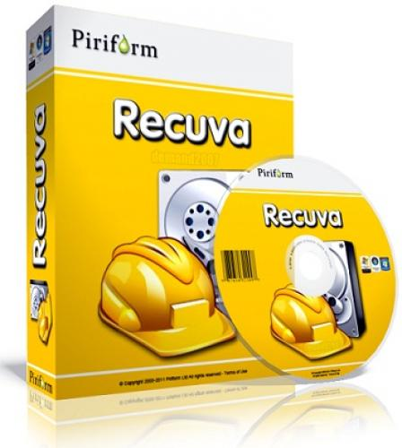 Recuva 1.38.504 - T�l�charger 1.38.504