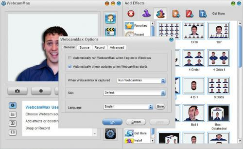 WebcamMax Full 5.0.5.2 - T�l�charger 5.0.5.2