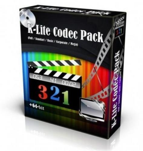 K-Lite Codec Pack - T�l�charger 7.50 Mega