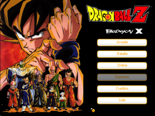 Dragon Ball Z Budokai X 2.4.5 - T�l�charger 2.4.5