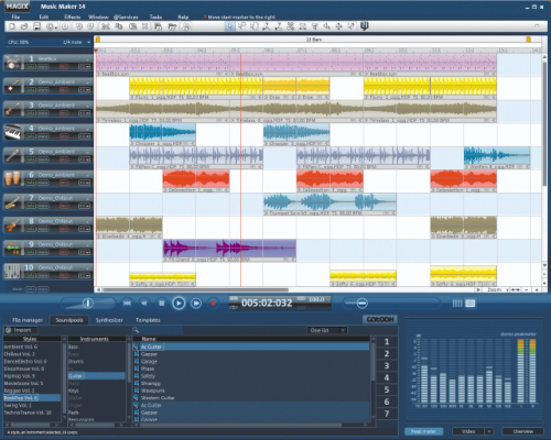 MAGIX Music Maker 16 - T�l�charger 16